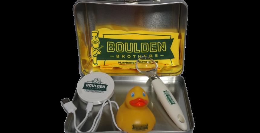 Boulden Lunchbox Set