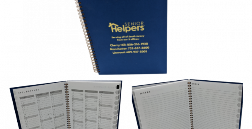 Senior Helpers Day Planner